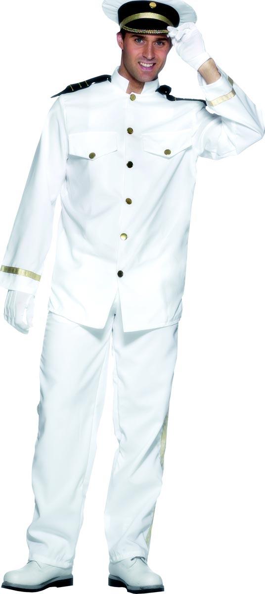 Costume pilote Costume capitaine