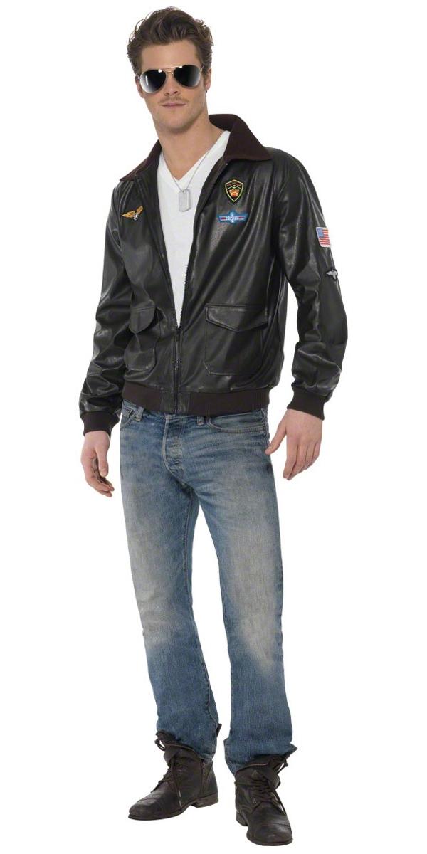 Costume pilote Blouson Top Gun