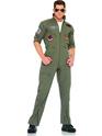 Costume pilote Combinaison de vol de Top Gun