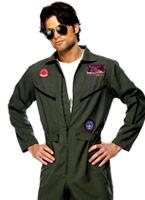 Costume pilote de Top Gun Costume pilote