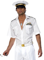 Costume capitaine de Top Gun Costume pilote
