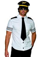Mile sexy Costume de pilotes haute Costume pilote
