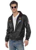 Blouson Top Gun Costume pilote