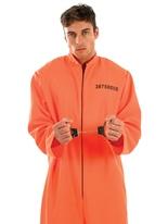 Costume masculin prisonnier Déguisement Policier