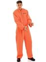 Déguisement Policier Costume masculin prisonnier