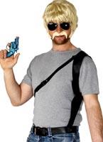 70 s cop Kit (Blonde) Déguisement Policier