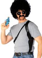 70 s cop Kit (Black) Déguisement Policier