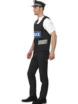 Policier Kit instantanée Déguisement Policier