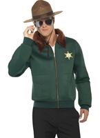 Veste de shérif Déguisement Policier