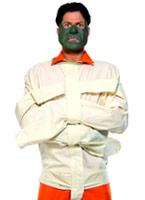 Hannibal Lecter Costume Déguisement Policier