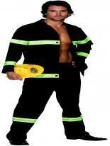 Costume pompier sexy Costume de pompier