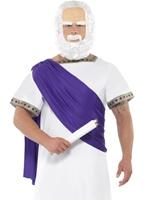 Costume de Socrate Costume de romain
