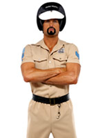 Costume Cop de moto de Village People Deguisement Village People