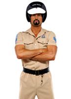 Costume Cop de moto de Village People Deguisement Village People