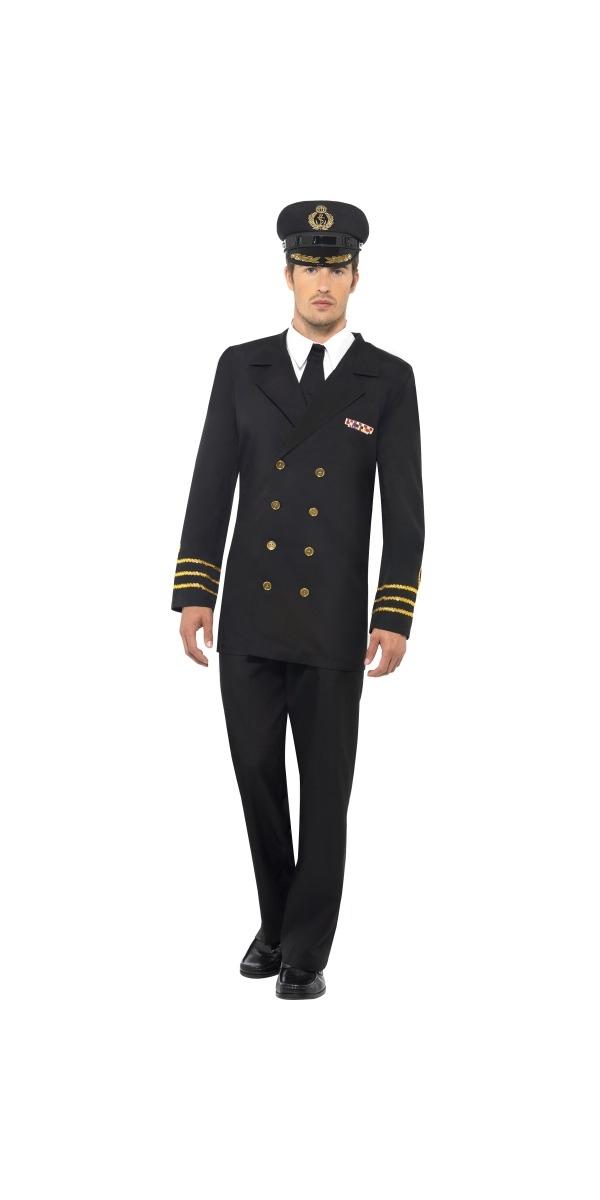 Costumes de marin Costume d'officier de marine