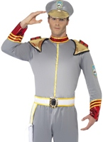 Costume capitaine Stingray Troy Costumes de marin