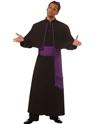 Costume Curé Cardinal Costume noir