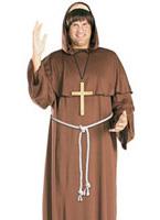 Costume de moine Tuck Costume Curé