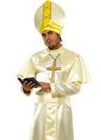 Costume de pape Costume Curé