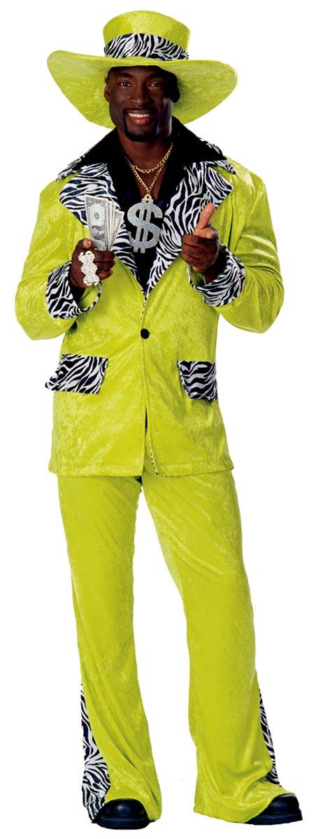 Déguisement proxénète Costume Dr Styles proxénète