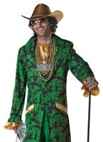 Costume de Pimpin ' Da Ho Déguisement proxénète