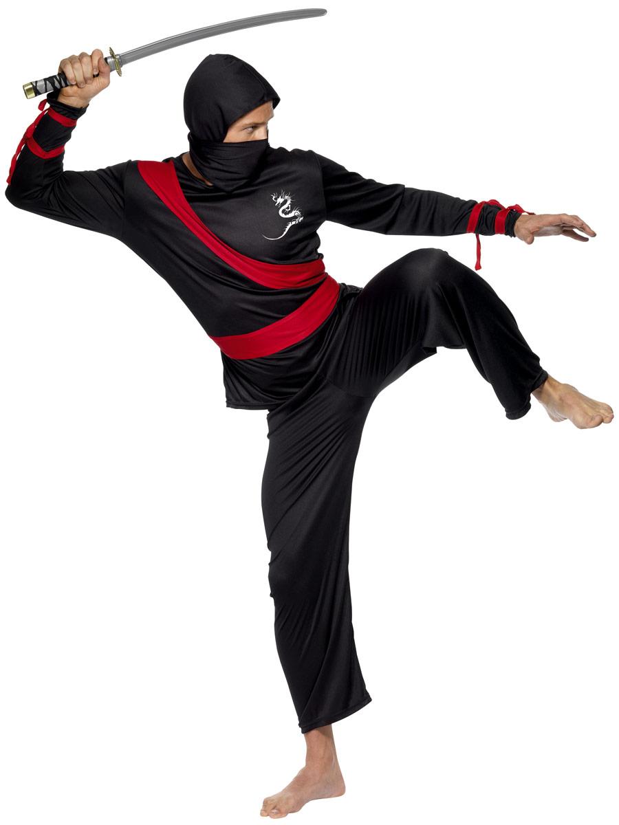 Costumes de soldat Costume de Ninja Warrior