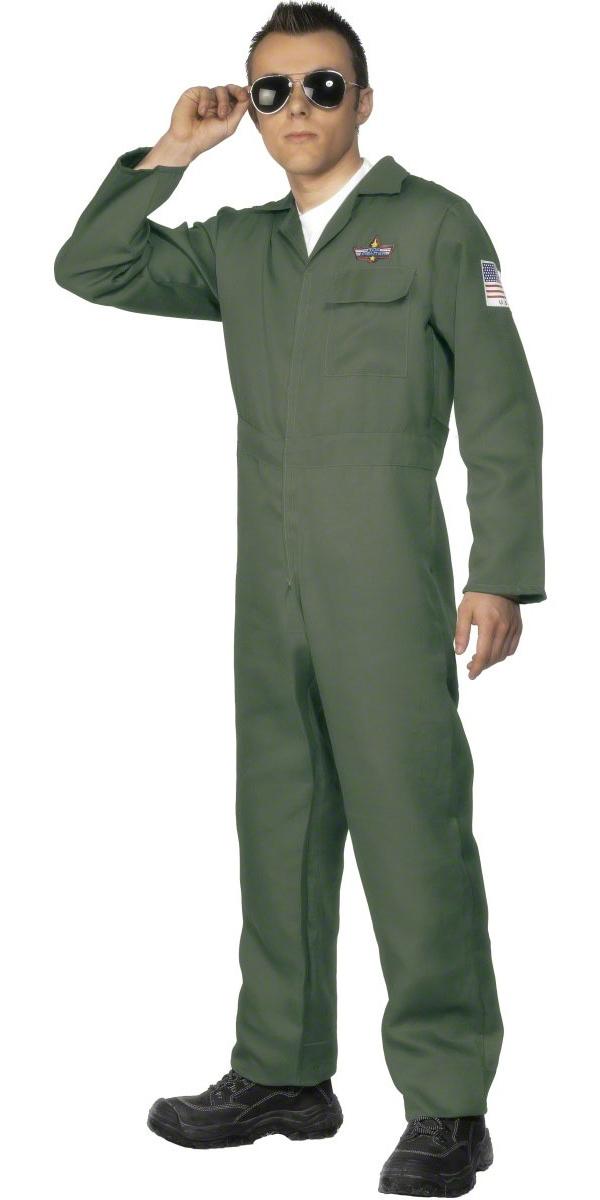 Costumes de soldat Costume aviateur