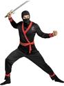 Costumes de soldat Costume de Ninja Master Deluxe