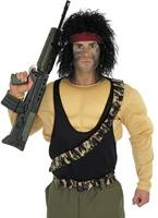 Costume de héros d'action Costumes de soldat