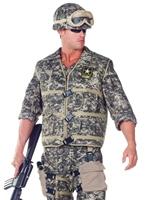 Deluxe US Army Ranger Costume Costumes de soldat