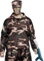 Costume de soldat d'armée Costumes de soldat