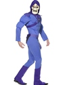 Costume de super-héros Skeletor de He-Man Costume