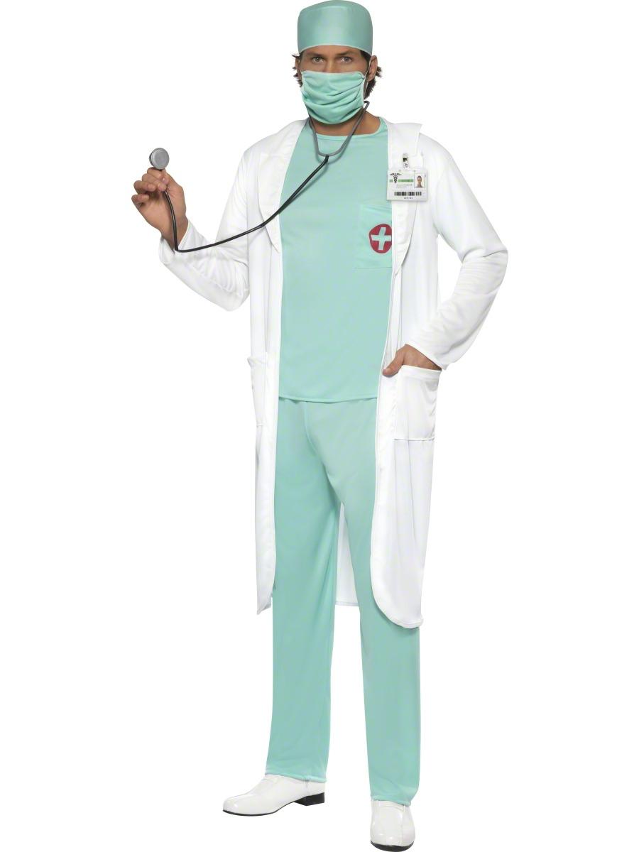 Costume de Docteur Costume de médecin
