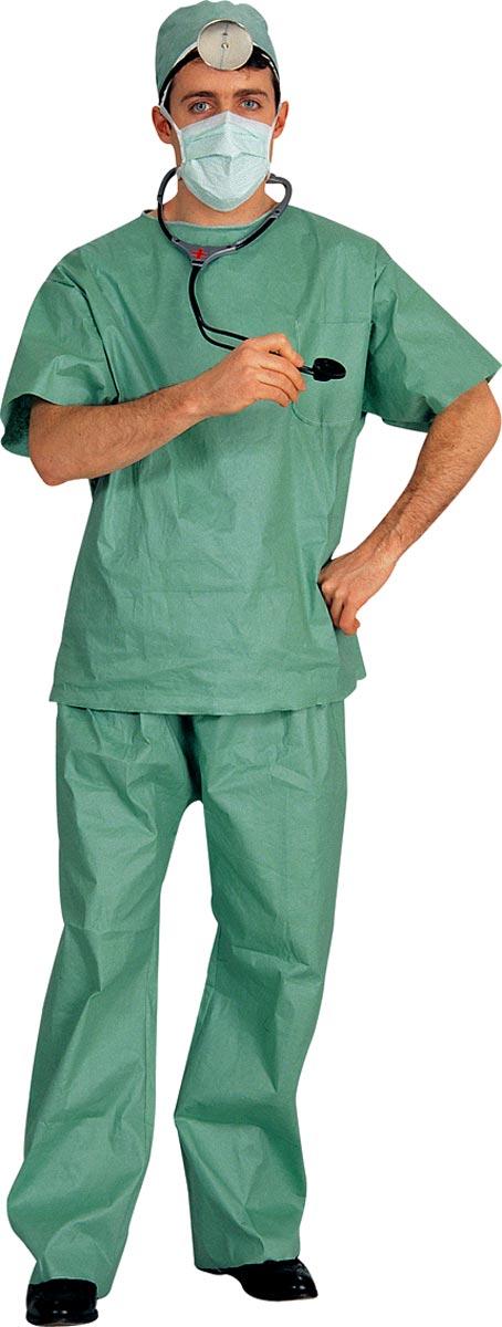Costume de Docteur Costume de médecin Scrubs