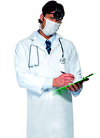 Costume de médecins Costume de Docteur