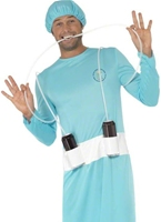 Costume de Support de vie mobile Costume de Docteur