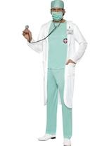 Costume de médecin Costume de Docteur