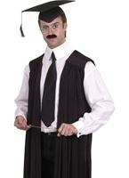 Black robe enseignants Déguisement Ecolier