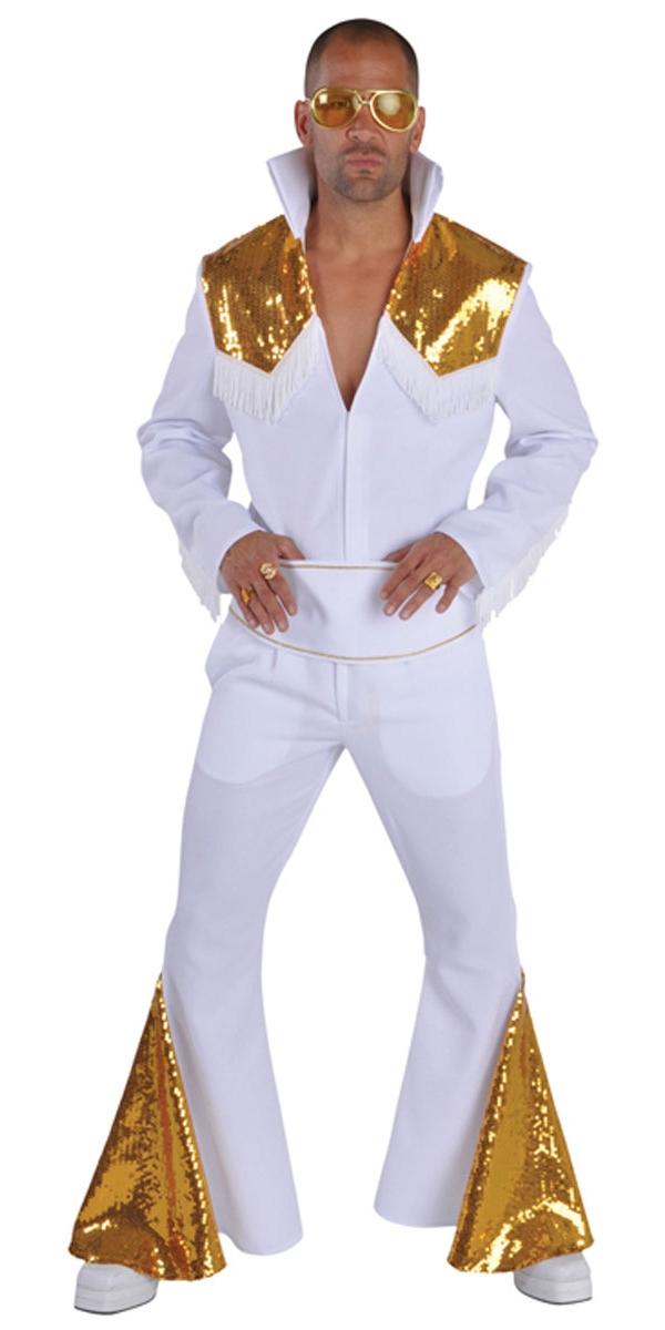Elvis Costume Costume de luxe Elvis Las Vegas