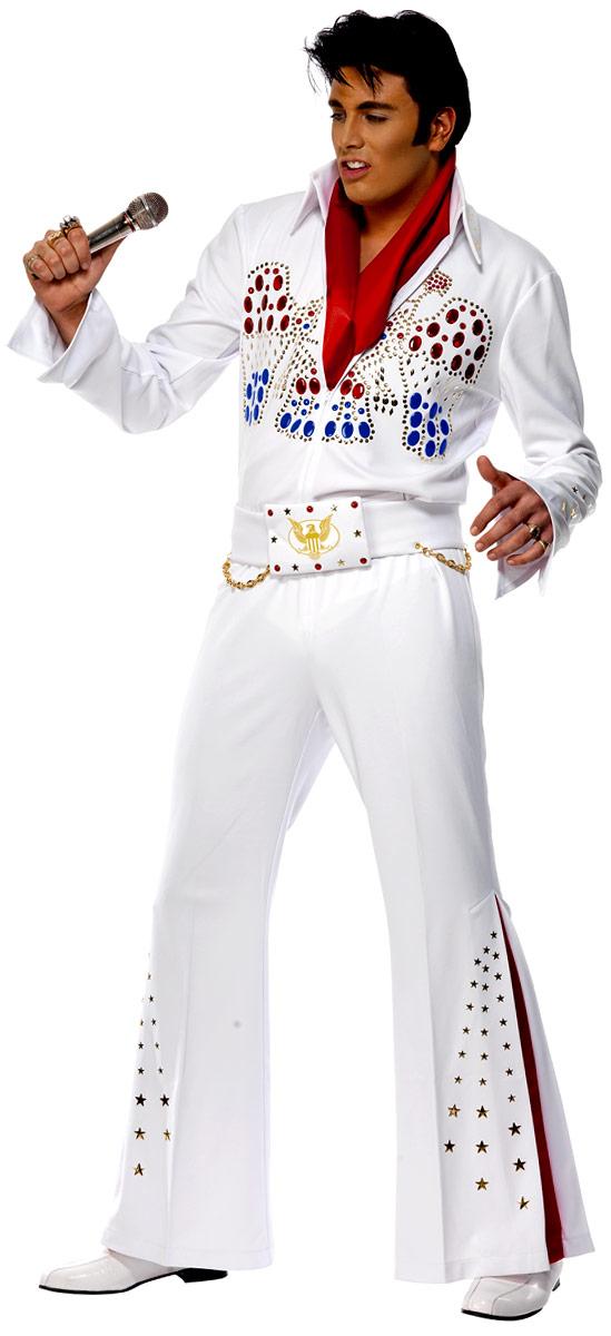 Elvis Costume Elvis Costume d'American Eagle