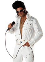 Légende du rock empierré Costume Elvis Costume