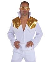 Costume de luxe Elvis Las Vegas Elvis Costume