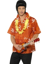 Elvis Blue Hawaii Costume Elvis Costume
