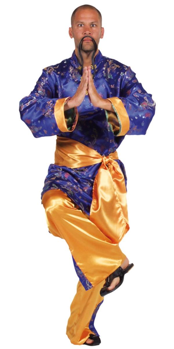 Costume Japonais Geisha luxe homme Costume
