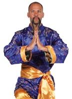 Geisha luxe homme Costume Costume Japonais