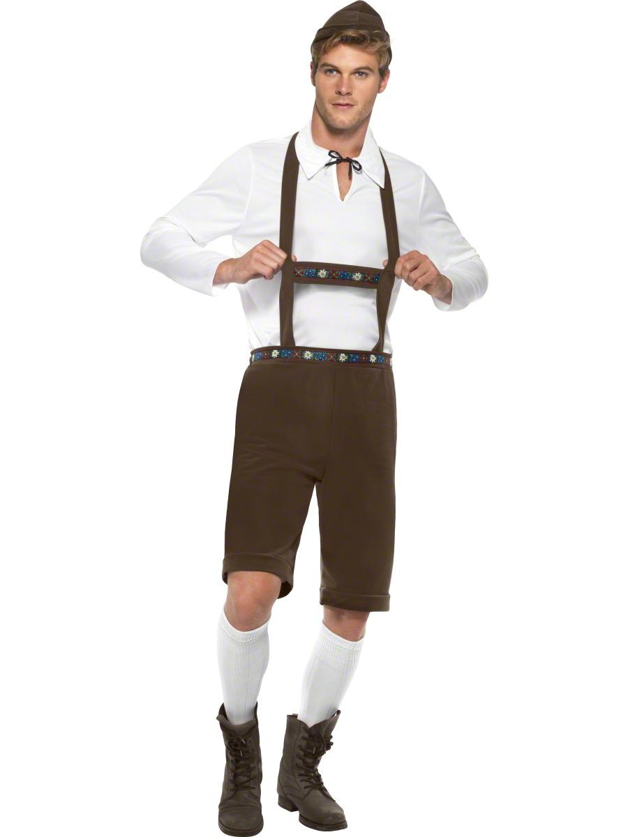 Costume bavarois homme Déguisement Allemand Costumes du monde - 17/02/2018