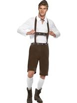 Costume bavarois homme Déguisement Allemand