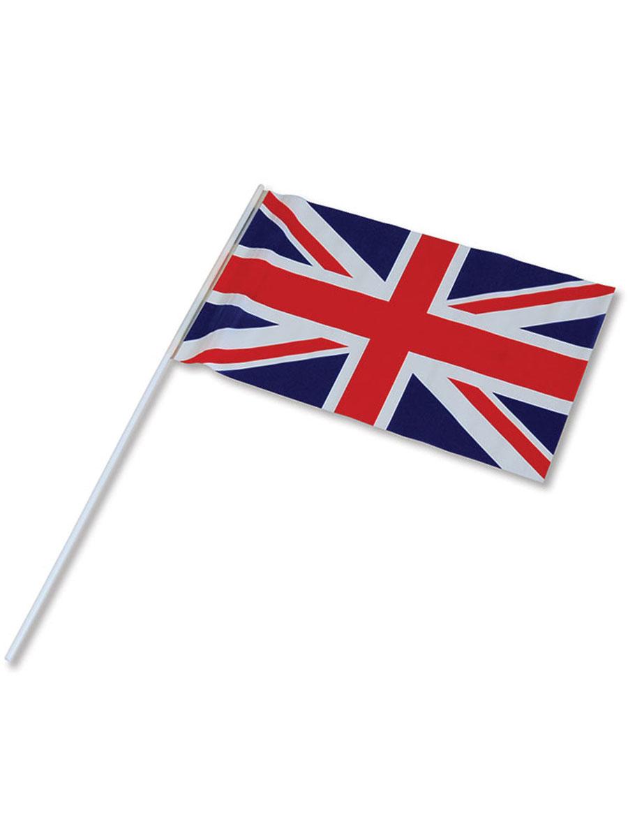 Déguisement Britannique Drapeau tissu Union Jack