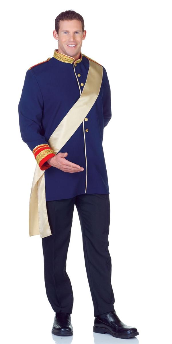 Déguisement Britannique Costume Prince Royal