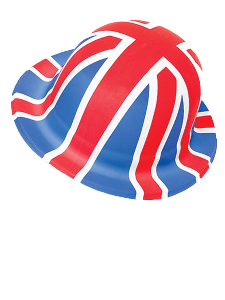 Déguisement Britannique Chapeau melon d'Union Jack Budget